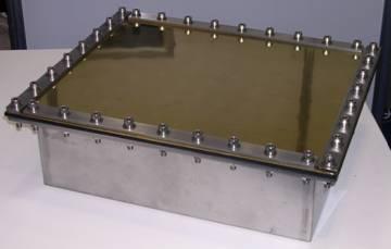 高・音圧用・窒化チタン処理・超音波振動子 シリーズ