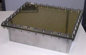 窒化チタンコート 2400Wバリ取り超音波振動子